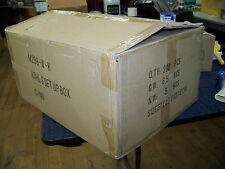 Kohl's Set Up Box Display Boxes 200 ea. # M208-W-K New