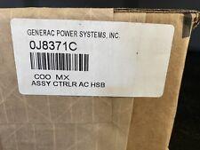 GENERAC 0J8371C ASSY CTRLR AC HSB
