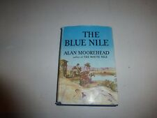 The Blue Nile by Alan Moorehead (1962 Hardcover)FIRST Edition : History B190