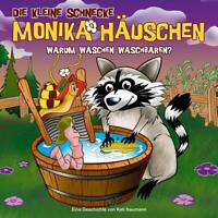 DIE KLEINE SCHNECKE MONIKA HÄUSCHEN - 53: WARUM WASCHEN WASCHBÄREN?   CD NEU