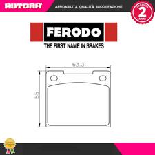 FDB809 Kit pastiglie freno a disco ant. Talbot-Triumph (MARCA-FERODO)