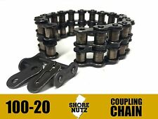 10020 Coupling Chain 10020CC C100-20 10020CHN DODGE REXNORD BROWNING MARTIN SUB