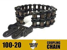 10020 Coupling Chain 10020CC C100-20 10020CHN DODGE REXNORD BROWNING MARTIN SUB