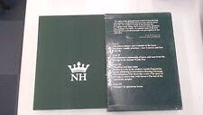 The Noble Horse, Dossenbach, Monique, Webb and Bower, 1985, Hardc