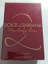 Dolce & Gabbana THE ONLY ONE 2 Eau de parfum EDP 100 ml for her