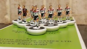 Germany Subbuteo team Handpainted And Decals  Wirldcup 1994