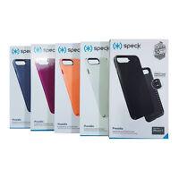 Speck Presidio Grip & Presidio Metallic & Clear + Print iPhone 7 / iPhone 8 Case