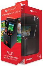 My Arcade Retro Arcade Machine X: Portable Gaming Mini Arcade Cabinet [New Games