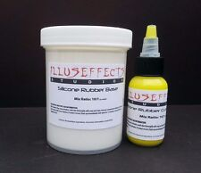 Silicone RTV Rubber Mold Making Compound - 8oz. Kit