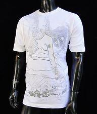 Iron Fist Company Machine Lover White Mens T shirt Size Xlarge
