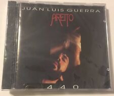JUAN  LUIS  GUERRA Y  SU  440-CD--AREITO.  Brand New And Sealed. Music Cd