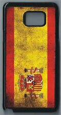 case carcasa dura case-Samsung Galaxy S7, bandera espana