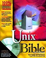 Unix Bible by Paul Iarrera; Yves LePage