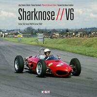 Ferrari Sharknose V6 (156 246 SP 196 SP Prototypen F1 GP Hill Trips) Buch book