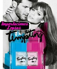 TEMPTING SXY SIDE SET FOR HIM AND HER  50 ML/1.7 FL OZ EACH IMPORTED AVON MEXICO