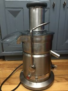 Breville Juice Fountain Elite 1000W Electric Juicer 800JEXL/B No Bowl