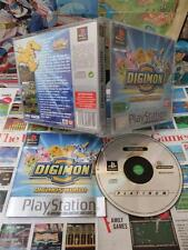 Playstation PS1:Digimon World [TOP RPG BANDAI] COMPLET - Fr