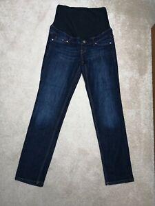 H&M Mama Straight Leg Maternity Jeans Size 12