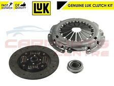 FOR MITSUBISHI L 200 L200 2.5 TD K74T 97-07 GENUINE LUK CLUTCH REP SET KIT NEW