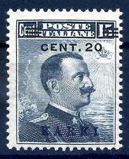 ISOLE EGEO  CARCHI KARKI 1916 -  Centesimi 20 su 15  NUOVO **