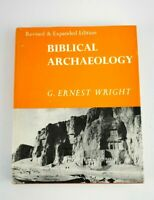 Biblical Archaeology by G. Ernest Wright (Hardcover, Revised edition, 1979)