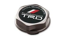 GENUINE TRD TOYOTA MATRIX 2003-2013 TRD OIL CAP BILLET ALUMINUM PTR041210802