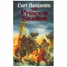 Seven Brothers: The Prince of Shadow 1 by Curt Benjamin and Curtis G. Benjamin