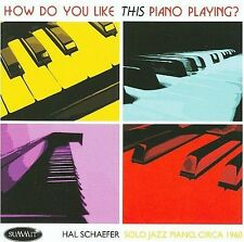 NEW How Do You Like This Piano Playing (Audio CD)