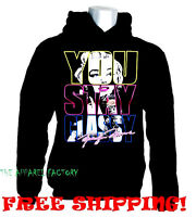 NEW MARILYN MONROE You Stay Classy Hoodie S-4XL sweatshirt Tattoo diamond cali