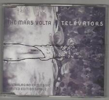 mars volta - televators   rare cd single