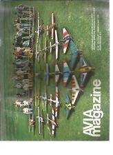 """AVIA MAGAZINE N°29 SPITFIRE Mk 1A / """"NESSY"""" BATEAU DE VITESSE DE ROBBE / ACCUS"""