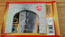 HO Scale Double Random Stone Tunnel Portal - Chooch Enterprise #8370