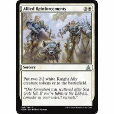 4x MTG Allied Reinforcements NM - Oath of the Gatewatch