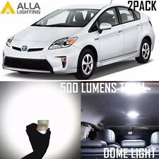 Alla Lighting Dome Lights DE3175 6000K Super White LED Bulbs for Toyota 4Runner