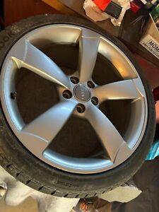 AUDI Original Winterräder 255/35 R 19 96V - gebraucht - guter Zustand