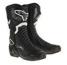 Boots alpinestars SMX-6 V2 Color:Black/White Size: 46