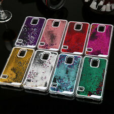 Hot Luxury Glitter Star Liquid Back Phone Case Cover For Samsung Galaxy & Iphone