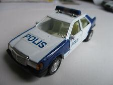 Mercedes Benz, POLIS !!!