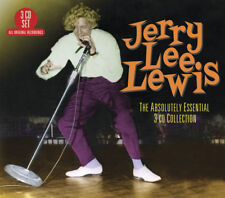 Jerry Lee Lewis ABSOLUTELY ESSENTIAL COLLECTION Best Of 57 Songs NEW SEALED 3 CD