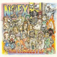 NOFX-the Longest EP (1987 - 2009) CD neuf emballage d'origine