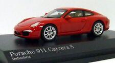 Minichamps Modellauto Porsche 911 Carrera S 1:87