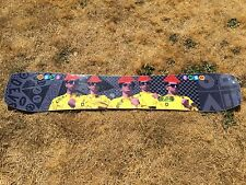 VERY VERY RARE Gnu Whip It Devo Men's Snowboard - 162 cm  *NEW* RARE - COLLECTOR