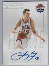 Panini Chicago Bulls Single NBA Basketball Trading Cards