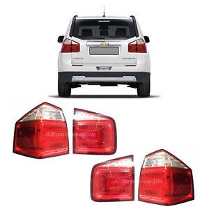 Genuine OEM Tail Lamp LED Light LH RH 4p 1Set For 2011-2015 Chevy Orlando