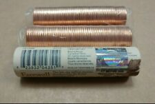 2012 Farewell to Penny Special Wrap Roll #17907, Magnetic & Non-Magnetic Rolls