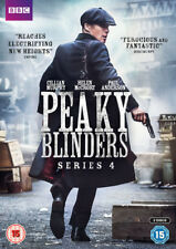 Peaky Blinders: Series 4 DVD (2018) Paul Anderson ***NEW***