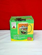 SESAME STREET OSCAR THE GROUCH MUG / TASSE  14 oz