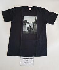 Supreme®/UNDERCOVER/Public Enemy White House Tee BLACK M