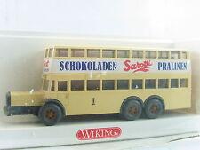 """Wiking Berliner Doppelstockbus """"Sarotti Schokoladen Pralinen"""" VP (U2025)"""