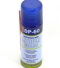 x1 DP-60 White Lithium Grease Maintenance Spray DP60 Synthetic Lubricant 200ml